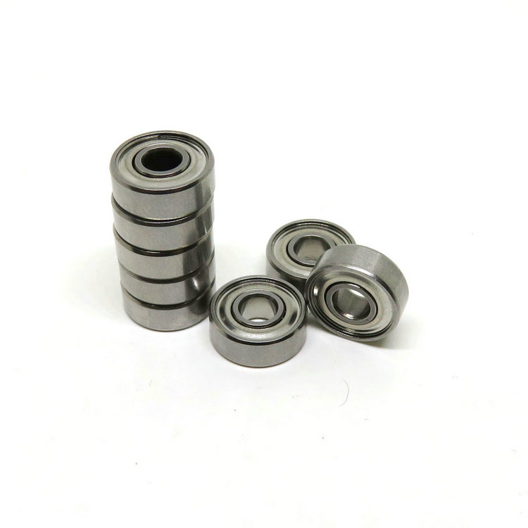 SMR93C-ZZ ABEC-7 Hybrid Ceramic Bearings 3x9x4mm for SHIMANO - BAITCASTER