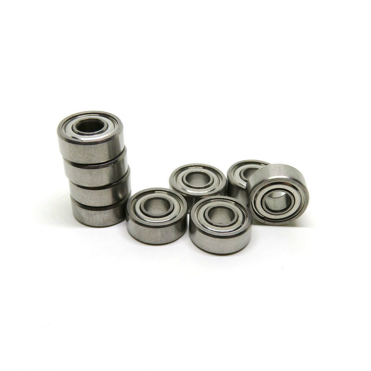 Abu S/S ABEC 7 Bearing Upgrade 4x10x4mm SMR104C-ZZ