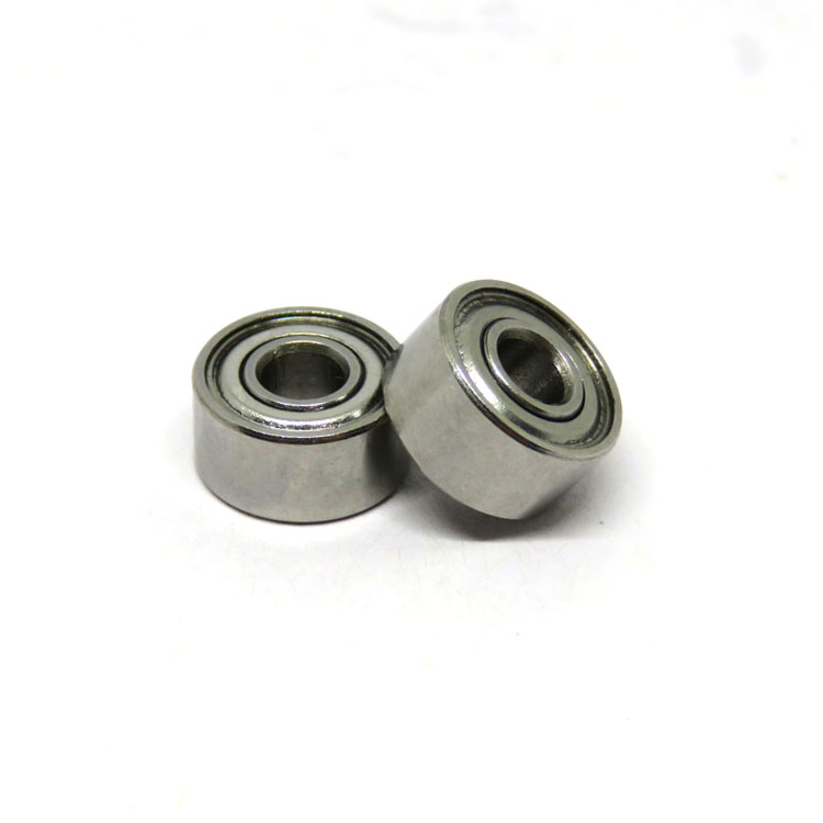 S693ZZ 3x8x4mm fly reel stainless steel mini ball bearings S693-2Z