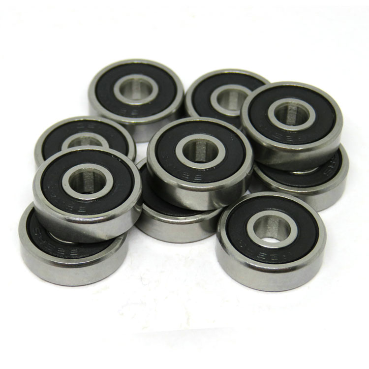 S625RS 5x16x5mm Rubber Seals Stainless Steel Bearing S625 2RS for Kitchen Machine