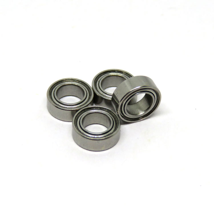 SMR74ZZ Sapporo Bearings AISI440C Stainless Steel Ball Bearing 4x7x2.5mm
