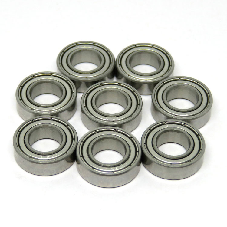 688ZZ 8x16x5mm ZZ Metal Shield Bearing for RC Spindles
