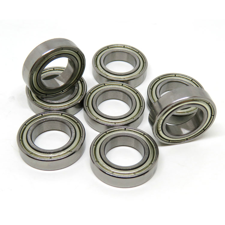 12x21x5mm motor vehicle gearing part ball bearing 6801 2z 6801zz