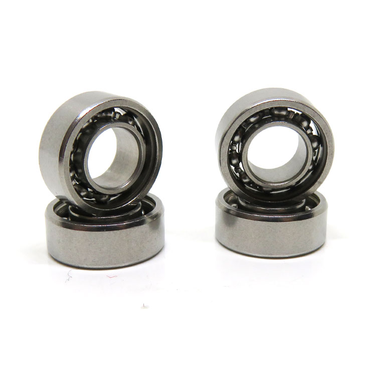 High Speed 10 balls R188 SR188C hybrid Si3N4 ceramic bearing ABEC 7 for spinner toys