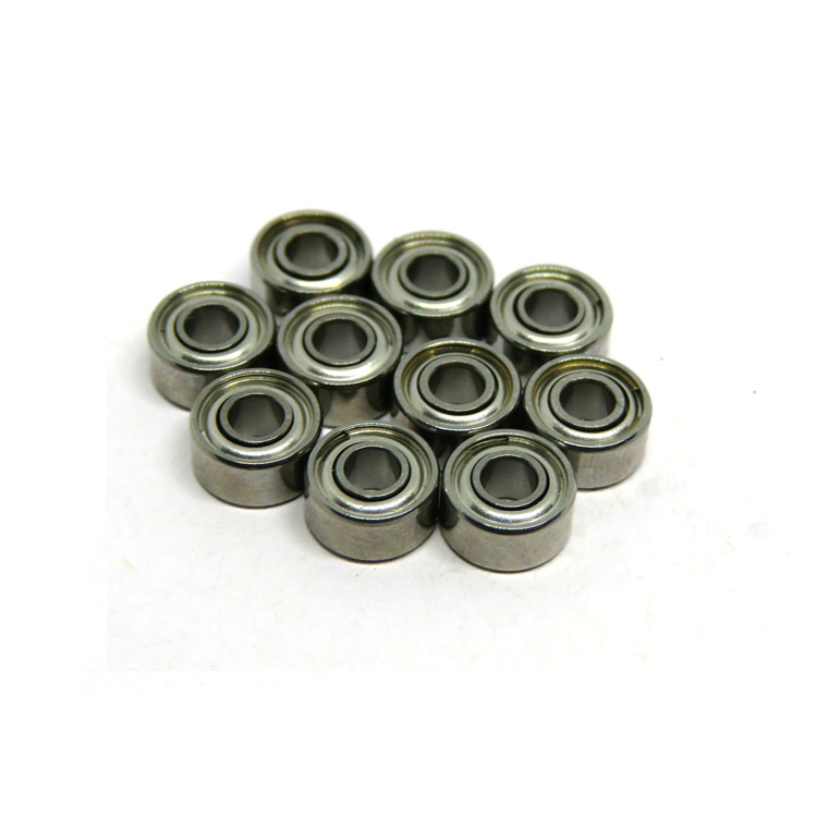 L-520ZZ micro ball bearing 2x5x2.5mm MR52ZZ for 1/36 scale Micro-T
