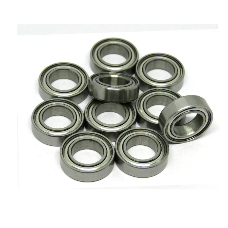 8x14x4mm MR148ZZ RC helicopters ball bearings
