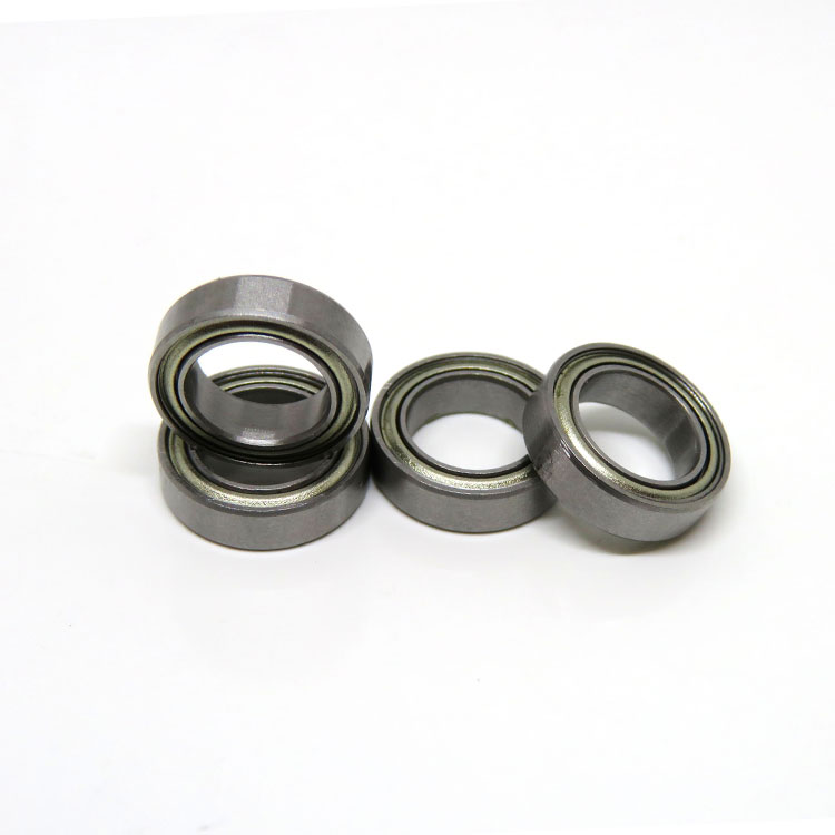 MR117ZZ 7x11x3mm Toy rc car wheel bearings for tires