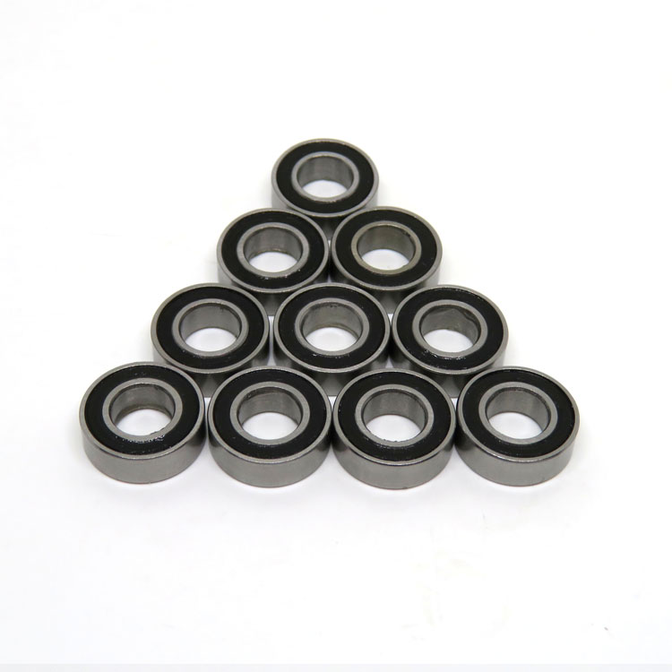 MR106-2RS RC hobby rubber sealed ball bearing 6x10x3mm ABEC-3