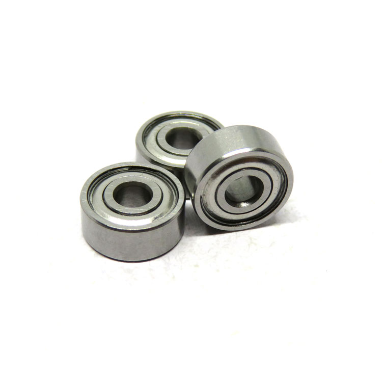 SR155ZZ High Quality 5/32 x5/16x1/8 Stainless Steel Inch Bearing