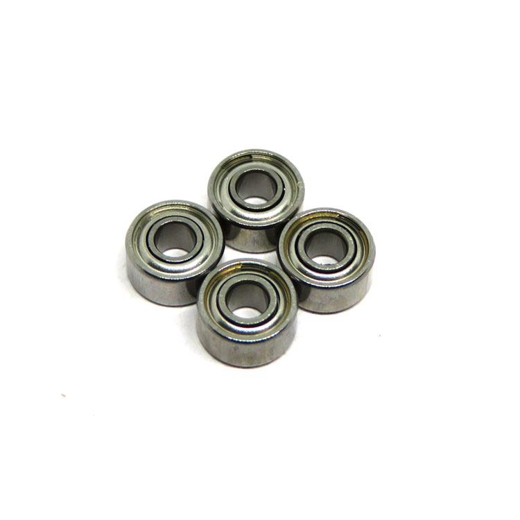 1.984x6.35x3.571mm Mini inox ball bearing SR1-4ZZ