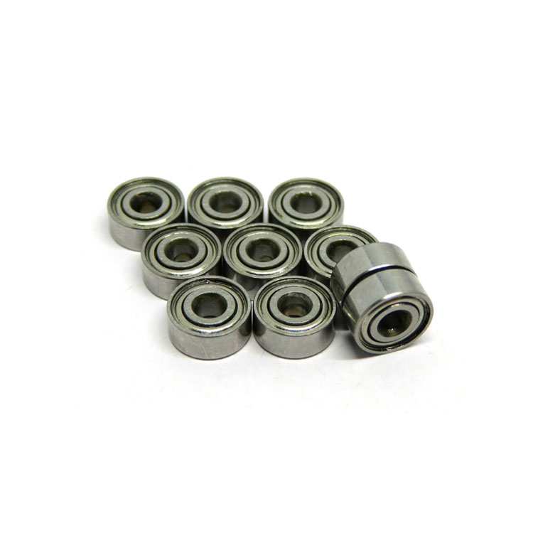 SMR62ZZ 2x6x2.5mm Corrosion Resistant Inox Ball Bearing 692ZZ for RC Boat