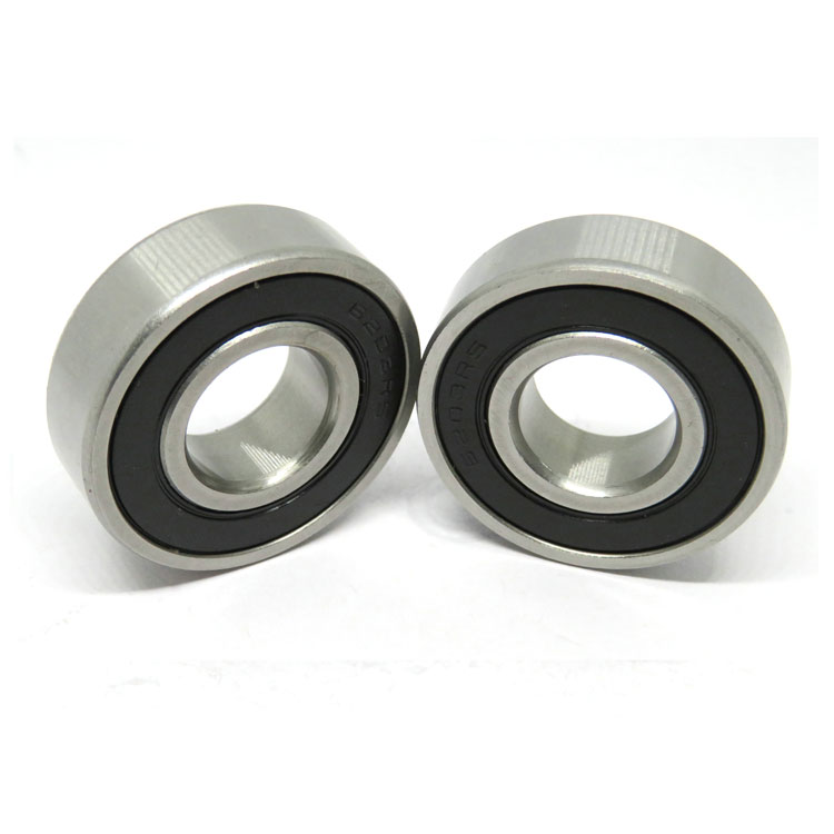 S6203 2RS Stainless Steel Ball Bearing S6203 Motor Bearing 17x40x12mm for ac dc motors