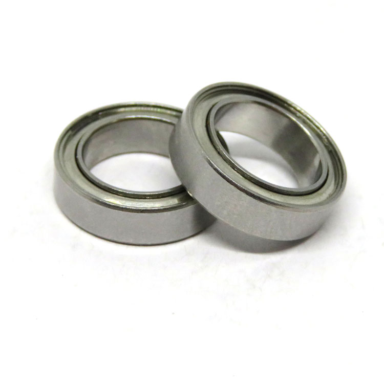 Ultra-thin S6704ZZ 20x27x4mm Stainless steel light series bearing S6704-2Z