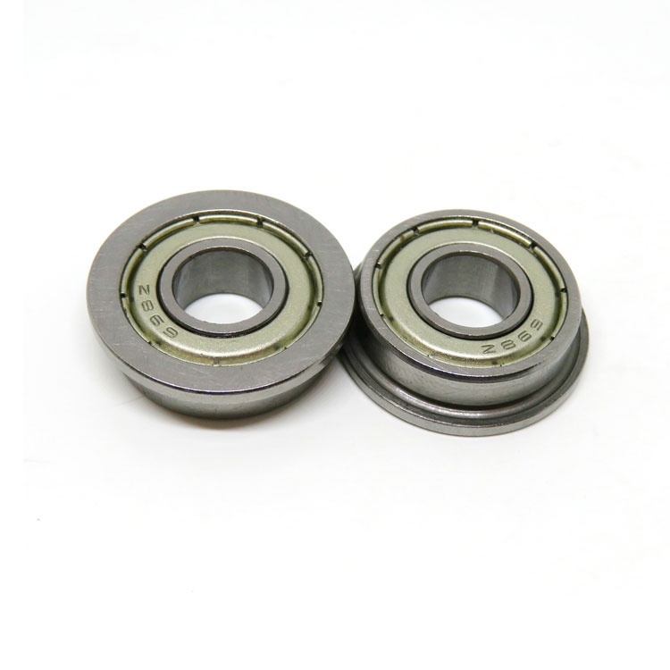 F699ZZ Chrome Steel Flange Bearing 9x20x6mm F699-2Z