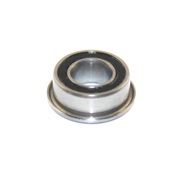 SMF105ZZ SMF105-2RS 3d printer Flanged Ball Bearing 5x10x4mm Stainless Miniature Flange Ball Bearing
