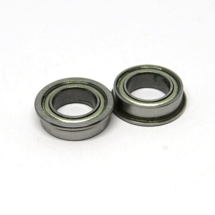 SMF93ZZ 3x9x4mm RC boat fishing bearing SMF93-2Z Flanged Bearing