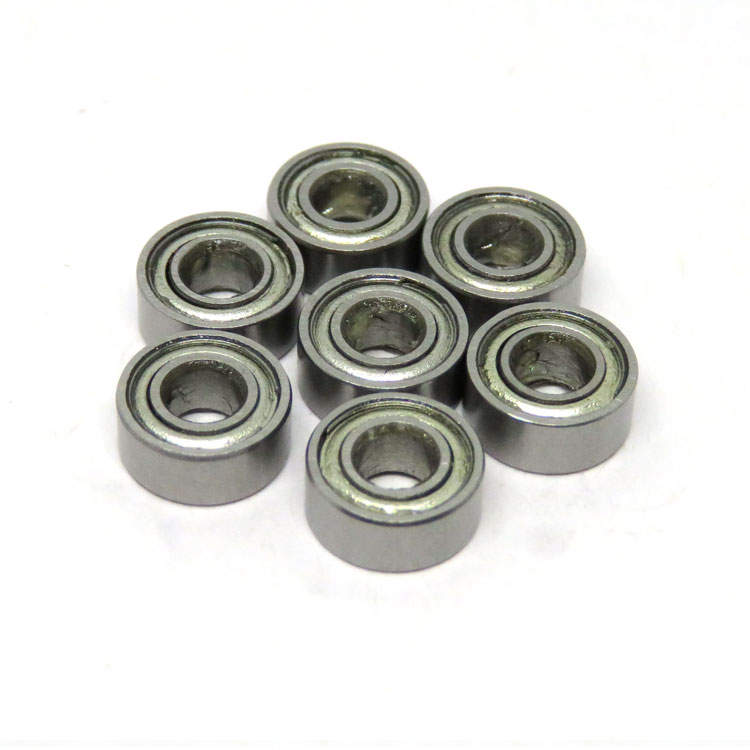 ABEC-3 683ZZ Small Ball Bearings 3x7x3mm