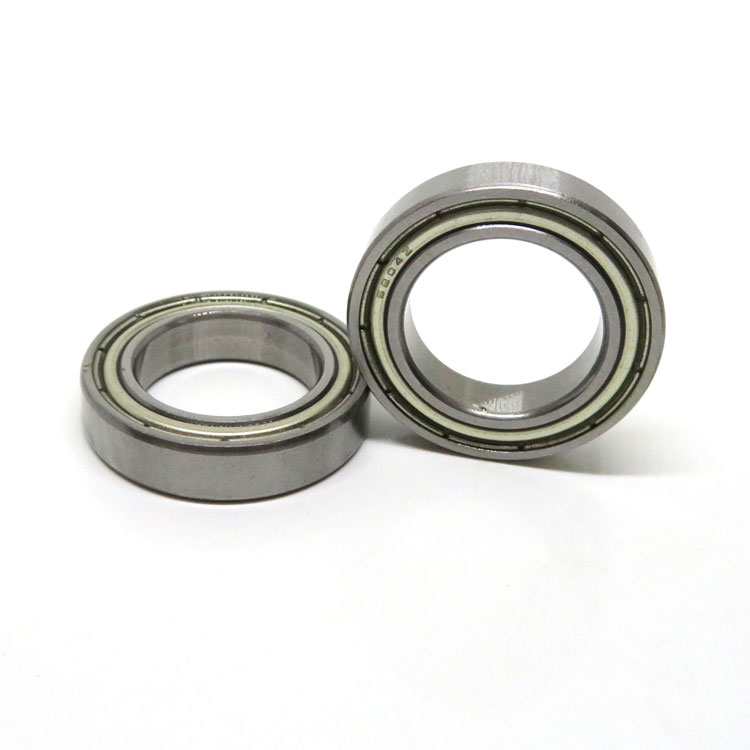 6803ZZ Chrome Steel Ball Bearings 17x26x7mm medical equipment bearing 6803