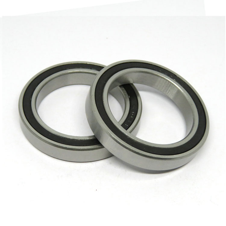 6804RS 6804-2RS Rubber Seals Ball Bearings 20x32x7mm Thin Section Bearings 6804
