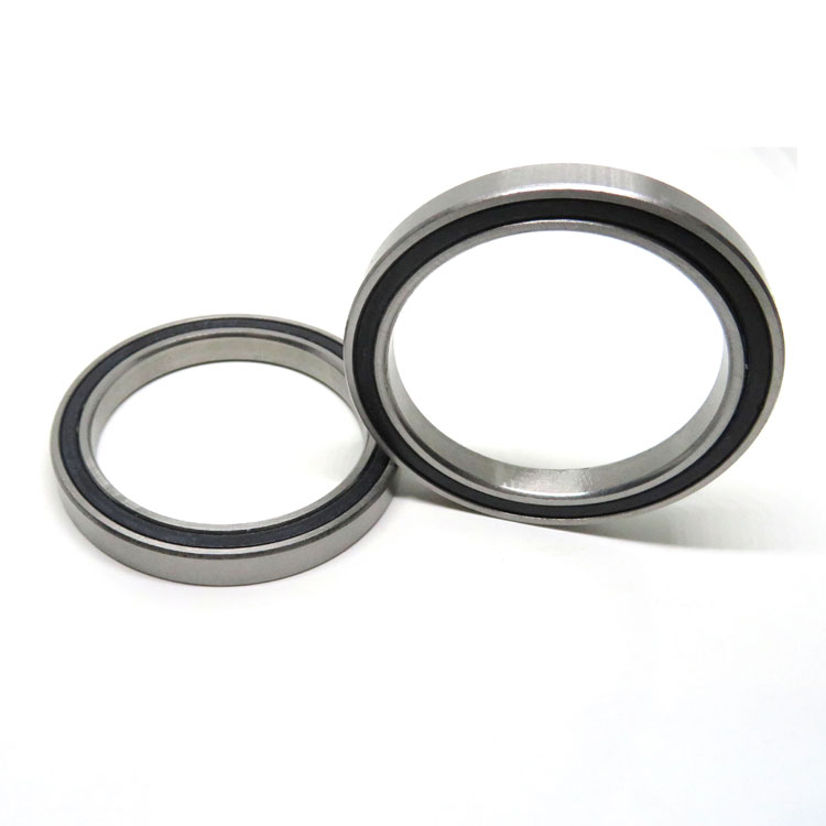 Rubber Seals 6809 2RS 45x58x7mm high precision bearings 6809RS