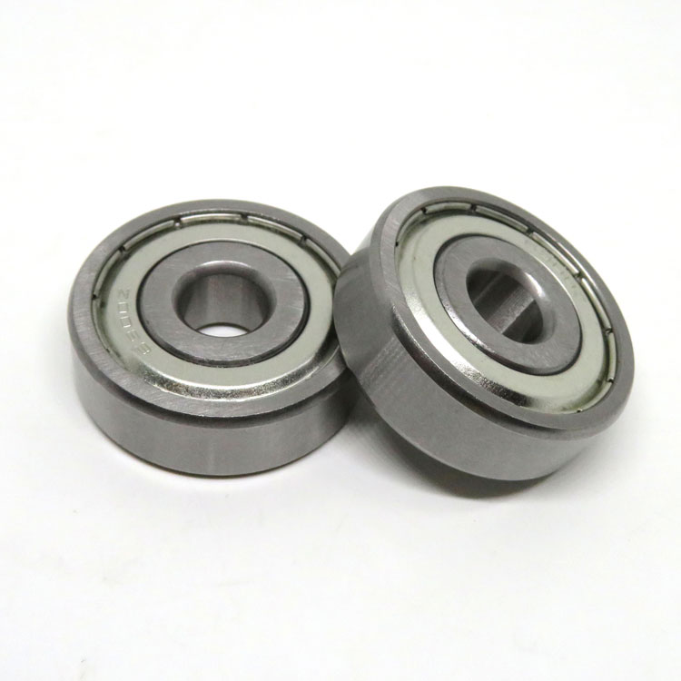 1607ZZ Miniature Bearings R1607 ZZ R1607-2Z Shielded Bearing 7/16
