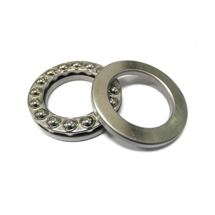 Single raw 51210 Thrust Ball Bearing 50x78x22mm Grooved