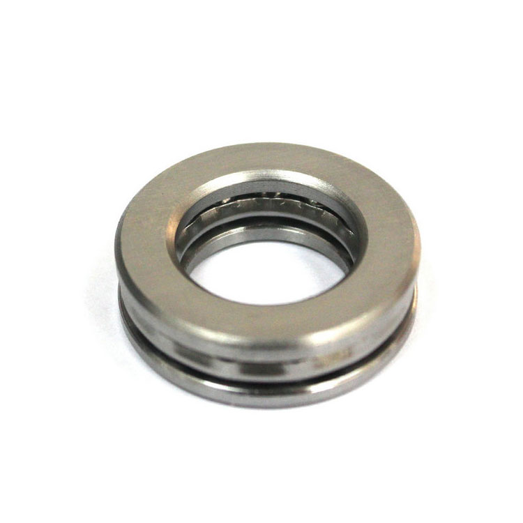 F7-17M Single Raw Thrust Ball Bearings 7x17x6mm thrust bearings for toy