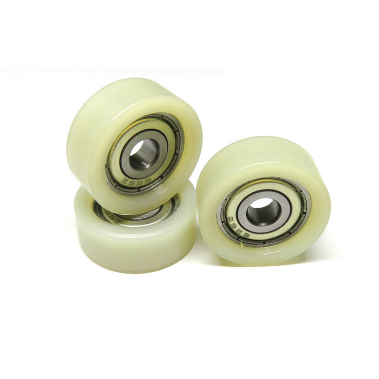 626ZZ bearing 6x25x9mm closet door sliding roller wheels