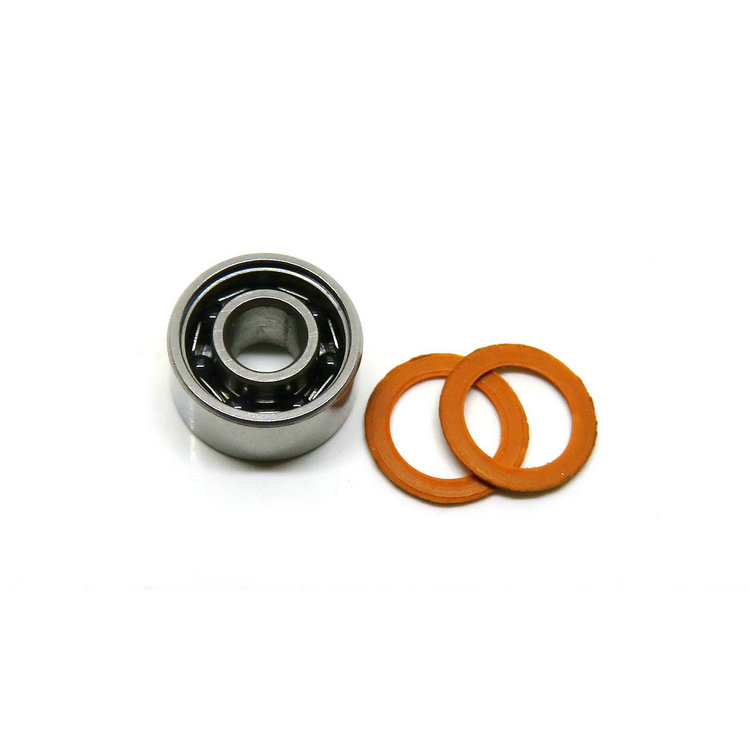 3x8x4mm S693C ABEC-7 ceramic bearing spare parts for fishing reels