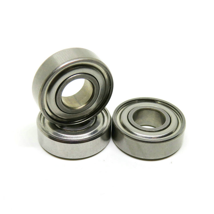 8x19x6mm S698ZZ High rpm stainless steel RC Gas engines bearing