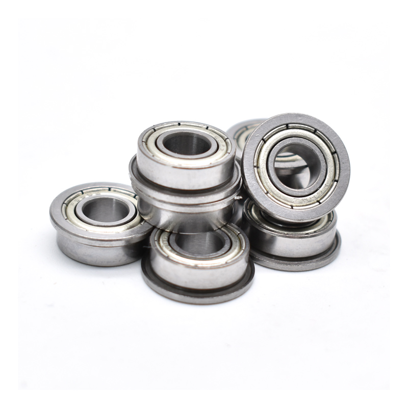 Robotic Systems 6x13x5mm F686zz Motor Flanged Bearing